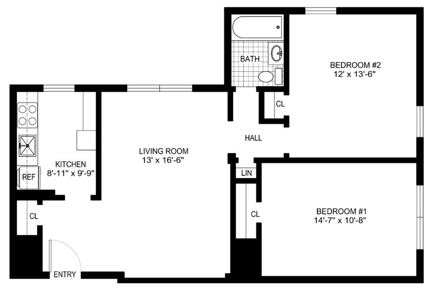 Blank floor plan template extraordinary blank room for Blank floor plan