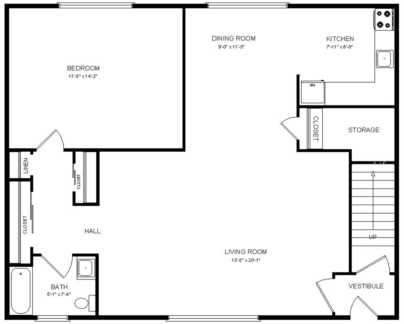 Diy printable floor plan templates plans free for Floor plan blueprints free